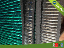 Aluminum foil PE foam heat insulation material/roll/sheet/thermal insulation for roof/wall/frool