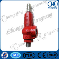 Brass safety valve for CNG Gas Fiing Station
