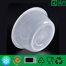 Biodegradable Plastic Container for Food Storage Can Take Home 750ml