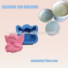 siliconas rtv2 de goma
