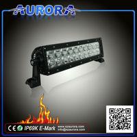 Auto lighting system 10'' 100w dual light usb flash drive led light