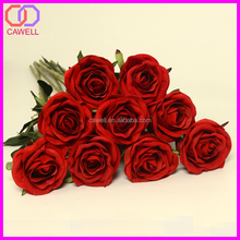artificial natural coral rose