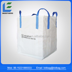 Cross Corner Loop 1 ton jumbo bag/Low Cost Fibc Bag/jumbo bag manufacturers