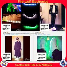 Usb Led Strips Kit Factory led luminous shoes for dancer