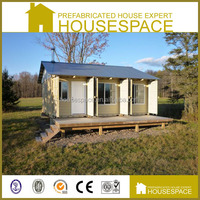 Fast Build Easy Installation Well-designed prefabricated container house