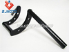 "ZJMOTO Universal Black 1"" 25mm Drag Handlebar Z Bars Motorcycle Chopper Bobber Custom Z-Bars 1"" Handlebars"