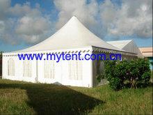 Pagoda Tent 3m x 3m easy to logistic rain-proof