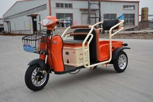 Electric Tricycle Car With 2 Passenger Seat For Cargo China