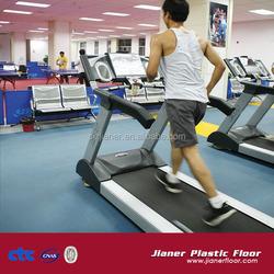 pvc soft gym flooring
