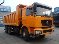 F2000/F3000 buying shaanxi shacman 6x4 dump truck/tipper truck