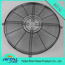 Low carbon fan grill/fan housing/stainless steel fan shield