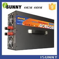 Dc to ac pure sine wave solar power inverter 3000w