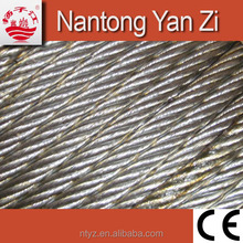 steel wire rope for binding