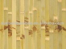 Natural bamboo wallpaper