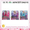 Fábrica pasó ICTI bebé juguetes de peluche niña muñeca de la felpa