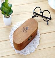 Unique Wooden Pencil Case,Wooden Box For Pen