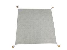 latest linen printed applique work cushion cover wholesale