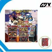Aladdin Club casino game board