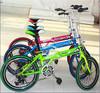 2015 new children folding bicycle/folding bike for adult/20 inch folding bicycle for children