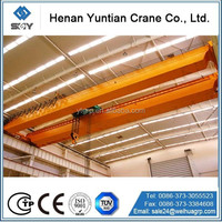 QD Model Double Girder Overhead Crane 35 tons , Crane Manufacturing Expert Products