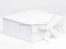 Christmas apple rectangle elegant gift design printing decorative christmas gift boxes