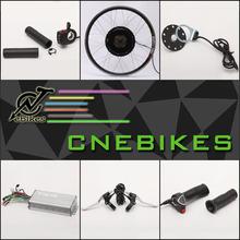 48V 1000W electric front wheel rear wheel bike conversion kit
