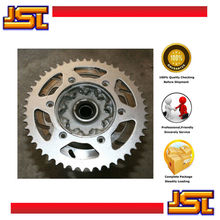 Casting aluminum alloy motorcycle sprocket of Motorcycle transmissions