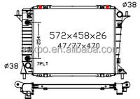 Auto Radiator for FORD Mark 93-98/Cougar/XR7/Thunderbird DPI:1447/1550
