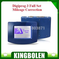 2015 Newest Digiprog III Digiprog 3 V4.94 Odometer Programmer with Multi-language Fast Shipping In stock