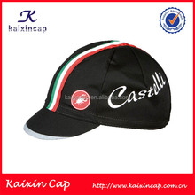 Pace coolmax cycling cap customized