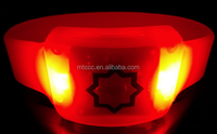 Wholesale Promotional gifts remote control glow bracelet india