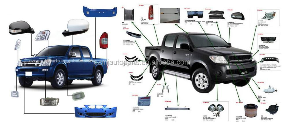 Wholesale Car Accessories Interior Exterior Auto Parts Autos Post