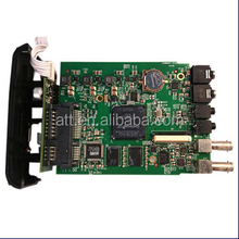 PCB Assembly manufacturer in shenzhen for Video Recording Monitor, RoHS Mark