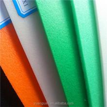 Best quality Custom Shape Colorful PE/XPE foam sheet