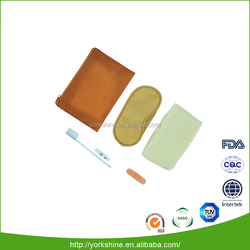 Professional disposable inflight amenity kit airlines manufacturer