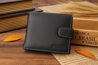 Best Selling Custom Genuine Leather Wallet with coin pocket