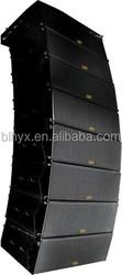 line array speakers ,outdoor sound system professional/CVR line array