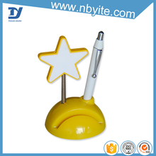 High quality oem 3D LOGO pen and pencil display rack