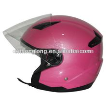 comfortable liner ECE Approved Adults half face helmet with high quality