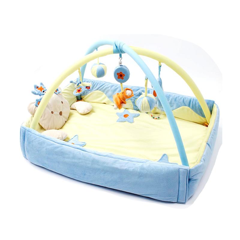 Muebles del Dormitorio del bebé Sintió Mirrow wth Juguete Adulto Oso ...