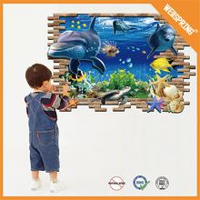 00-0021 Free samples 3d wall tiles 3d wall decor,kawaii room decor 3d wall stickers