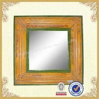 Vintage Iron Framed Mirrors