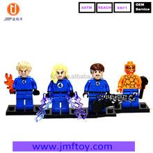 action figure manufacture,hot selling plastic figure,the fantastic four pvc action figure