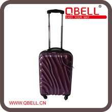 Good Quality ABS/PC Pretty trolley case/luggage sets/suitcase