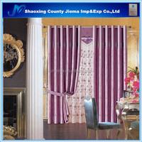 CUR BLACKOUT131 fashion design printed blackout curtain fabric bathroom window curtains