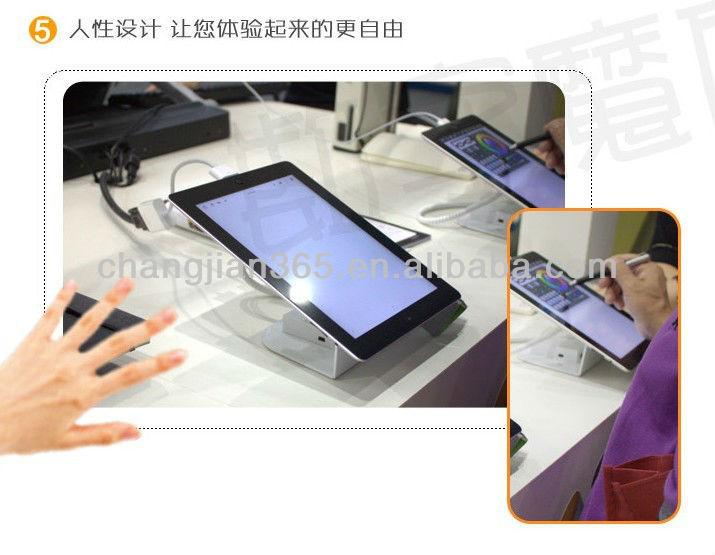 кольцо дисплей безопасности стенд для планшетных пк розничной