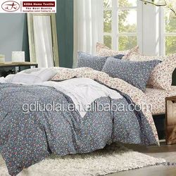 Alibaba wholesale modern king queen twin bed size bed patchwork 100% cotton