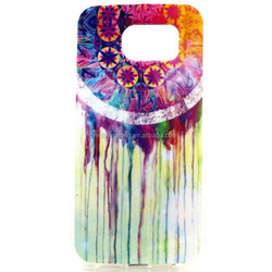 Designer diy phone case sublimation case tpu soft case cover for samsung galaxy s6
