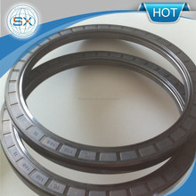 Double lip TC skeleton oil seal metal seal TC rotary shaft oil seal from hebei
