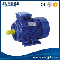 Taizhou Y Y2 Three Phase 5hp Electric Motors 220v Electrical Motor Ac Motor